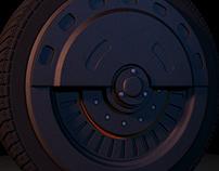 3d Concept: Wheels