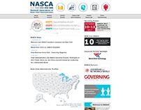 NASCA Website Update After Rebranding