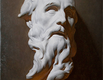 Painting, Cast of St. Andrew
