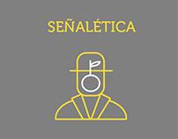 Señalética EASD.A