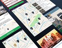 MyLucke Web & iOS App