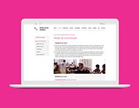 BELAS-ARTES - Análise de usabilidade do website