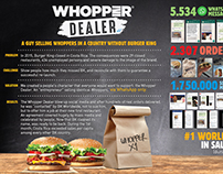 Whopper Dealer - Case Video