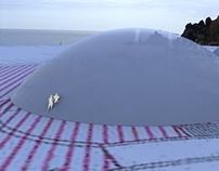 ovni inflatable swimming pool cover