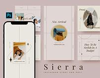 Sierra - Instagram Stories & Posts