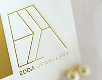 Edda Jewellery - Identidade Visual