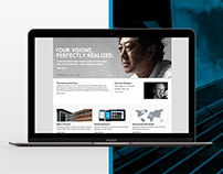 Vectorworks Website Redesign