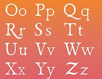 Huracán Typeface