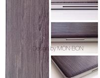 Wood macbook