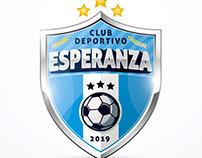 Logo Club deportivo Esperanza