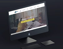 Criar Engenharia - Webdesign Layout