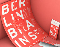 Berlin Brains 2019 – Event Branding