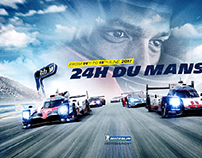 Michelin Motorsport. 24 Heures du Mans 2017