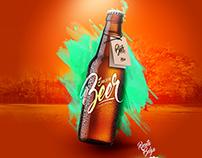 Season Beer - Lifting Concept