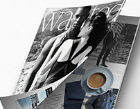 Editorial Design – Wanted Magazine