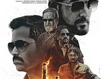 final poster for MUMBAI SAGA