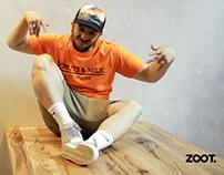 ZOOT Magazine #11 with Macanache / making of