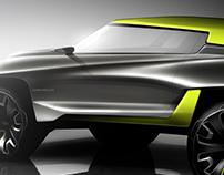 GM Internship Projects- Chevrolet Truck Studio