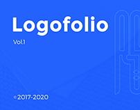Logofolio 2017-2020 - Vol.1