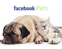 Facebook Pets - A Concept for 21st century pet lovers