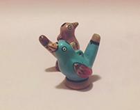 """Teaser Stop Motion - """"Breviário dos Pássaros"""""""