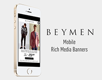 Beymen Rich Media Ad