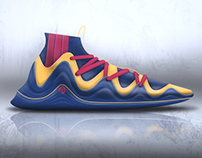 ADIDAS / D ROSE basketball shoe