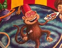 Monkey on Strike (Appreciation Piece)