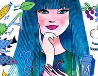 Yhteishyvä-magazine eye health article