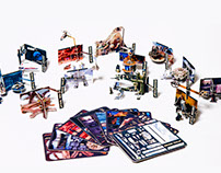 Star Wars Action 3D Puzzles