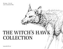 Wolf — Magazine Illustration