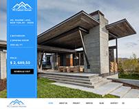 PC Custom Homes WEB UI