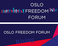 Oslo Freedom Forum 2015 & 2018