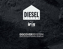 DIESEL Living with IRIS Ceramica