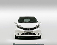 NISSAN NOTE TBWA