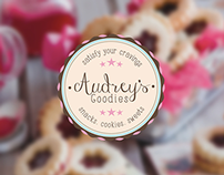 Audrey's Goodies Logo