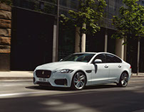 JAGUAR XF BY MARC TRAUTMANN