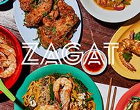 ZAGAT Rebrand