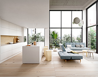 LOFT 3D VISUALISATION