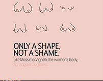 Only a shape, not a shame.