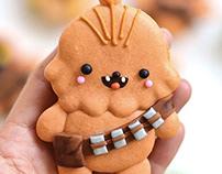 Beautiful Macaron Cookies