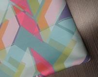 Diseño textil para JPM
