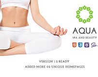 Aqua - WooCommerce WordPress Theme