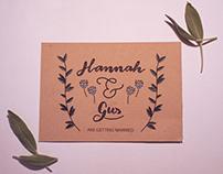 Hannah & Gus