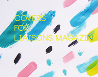 Covers for Liaisons Magazin