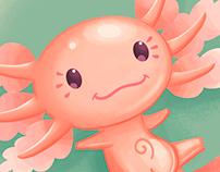Little Axolotl
