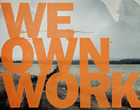 Ford F-Series - We Own Work TV Campaign