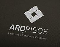 Arqpisos - Marca & Identidade Visual