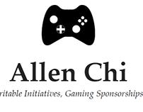 Scholarships & Sponsorships for Gamers - Allen Chi