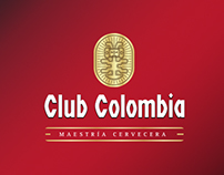 Club Colombia Premium Beer